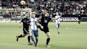 Así llega el Celta de Vigo, próximo rival del Málaga