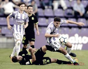 El Alcorcón toca fondo ante el Real Valladolid