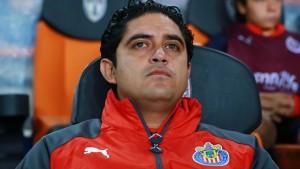 Luis Camacho: ''Vamos mejorando; estamos cumpliendo el objetivo''