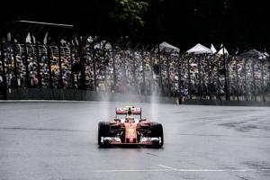 Kimi Räikkönen echa de menos los neumáticos de hace diez años