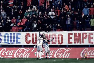 El estreno goleador de Guilherme dos Santos con el RC Deportivo