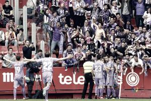Análisis del rival: Valladolid, con ilusión, confianza y fuerza