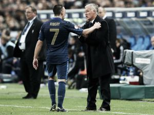 Deschamps gives his thoughts on the German National Team and managing a German club