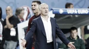 """Didier Deschamps, decepcionado: """"Es cruel perder una final como esta"""""""