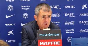 """Alcaraz: """"Tenemos la máxima ilusión de competir, de sacar un resultado y de pasar la eliminatoria"""""""