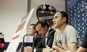 """Keylor Navas se despide del Levante: """"Ojalá podamos seguir viéndonos por Valencia"""""""