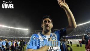 Partido de despedida Diego Milito EN VIVO ahora