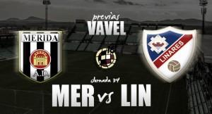 Mérida - Linares: tres necesitados puntos