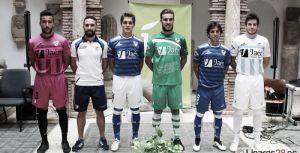 Equipaciones del Linares Deportivo 15-16