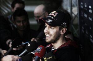 "Sebastian Vettel: ""Podríamos estar más cerca de la cabeza este fin de semana"""