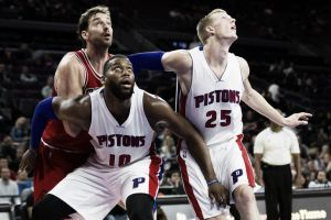 Chicago Bulls vs Detroit Pistons en vivo y en directo online