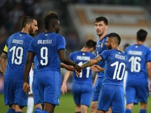 Italia: con la Francia, Balotelli capitano?