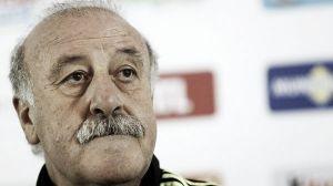 """Vicente del Bosque: """"Todos teníamos ganas, estamos contentos"""""""