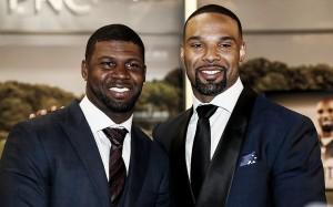 Devin Hester y Matt Forte se retiraron de la NFL como jugadores de Chicago Bears