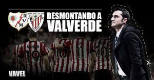 Desmontando a Valverde: Rayo Vallecano