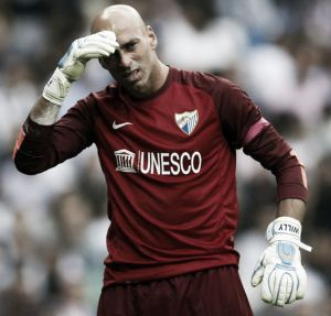Willy Caballero se acerca al Manchester City