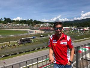 """MotoGP - Stoner: """"Rossi è ancora un osso duro per tutti"""""""