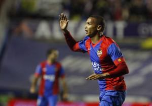 Levante - Rayo Vallecano: puntaciones del Levante, jornada 19 Liga BBVA