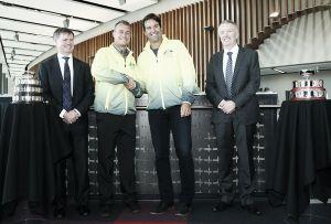Lleyton Hewitt, nuevo capitán de Australia en Copa Davis