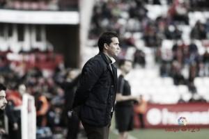 """Juan Merino: """"Este equipo se crece ante la adversidad"""""""