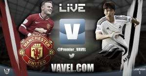 Premier League: Manchester United vs Swansea City en vivo online