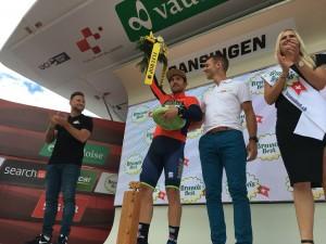 Giro di Svizzera, colpo Colbrelli a Gansingen