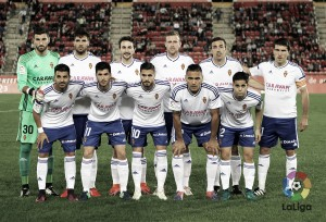 RCD Mallorca - Real Zaragoza: puntuaciones Real Zaragoza, jornada 13