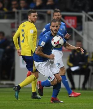 L'italia sconfitta nel match di andata contro la Svezia: la delusione degli azzurri