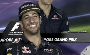 """Daniel Ricciardo: """"Tengo una buena oportunidad de estar en el top 10"""""""