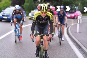 Giro di Svizzera: Juul-Jensen anticipa il gruppo