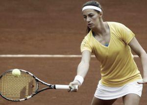 Mariana Duque cayó en la segunda ronda clasificatoria