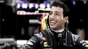 "Daniel Ricciardo: ""Queremos coger a las flechas plateadas"""