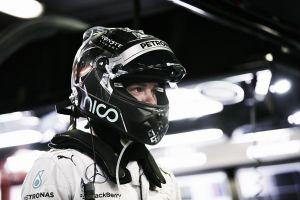 """Nico Rosberg: """"Lewis fue más rápido y mereció la victoria"""""""