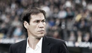 """Roma, Garcia: """"La squadra non c'entra, la colpa è mia"""""""
