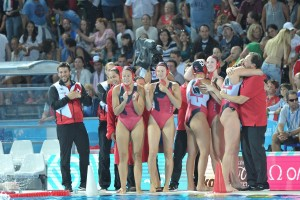 Budapest 2017 - Pallanuoto femminile, i risultati dei quarti di finale