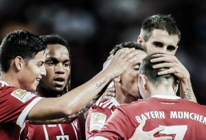 Bayern de Múnich y Chelsea ofrecen el mejor partido de la pretemporada