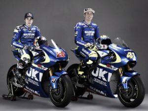 MotoGP, presentato online il Team Suzuki Ecstar
