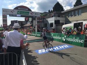 Giro di Svizzera, Andersen vince a Gommiswald. Porte allunga