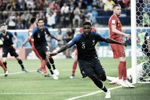 França despacha Bélgica e garante vaga em sua terceira final de Copas de sua história