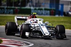 """F1, Gp di Francia - Eroe Leclerc, 8° con la Sauber: """"Fatto un lavoro assurdo"""""""