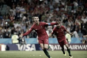 Portugal pasa a octavos como segunda de grupo