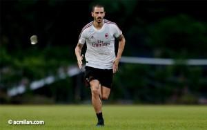 """Milan, parla Bonucci: """"Ho ancora fame di vittorie nonostante i trionfi passati"""""""