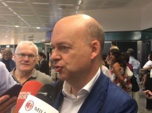 """Milan, parla Fassone: """"Pronti per il Craiova"""""""