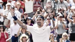 ATP Montreal - Federer cinico, cade Bautista Agut