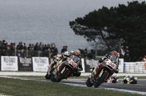 Clasificación de Moto2 del GP de Malasia 2014 en vivo y en directo online