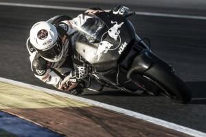MotoGP, wild card per KTM a Valencia