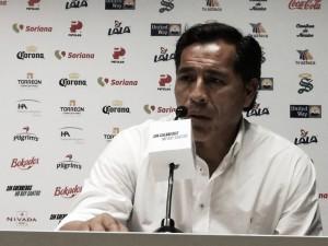 """Benjamín Galindo: """"Nos complicó mucho más la expulsión de Tigres"""""""