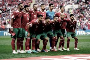 Marruecos, la primera selección eliminada del Mundial