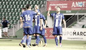 El Alavés no pasa del empate ante un serio Levante