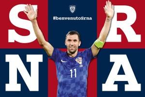 Serie A: il Cagliari ufficializza Srna